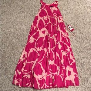 Misses Pink sleeveless Bince Camuto dress Sz L